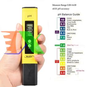 Ảnh của Bút đo độ PH PH-2, Máy đo PH, Dụng cụ đo độ kiềm, Thiết bị đo nồng độ Axit