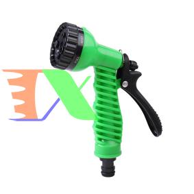 Picture of Vòi xịt nước tưới cây VOI-N7T1, Đầu vòi nhựa rửa xe phun sương đa năng 7 trong 1