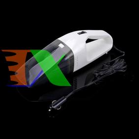 Picture of Máy hút bụi ô tô AZU-H60, máy hút bụi cầm tay 60W, Máy hút bụi mini vệ sinh ghế xe hơi