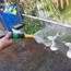 Picture of Bộ vòi xịt nước tưới cây, Rửa xe đa năng VOI-N16.533,  Bộ vòi thẳng 4 món + Dây 8-12 mm