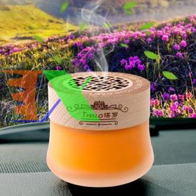 Picture of Sáp hương nước hoa ô tô AUZ-25 ml, Bình thơm khử mùi xe hơi, nhà vệ sinh, phòng ngủ