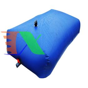 Picture of Túi PVC chứa nước chống hạn hán THV-5 m3, Bồn nhựa trữ nước di động chống xâm mặn
