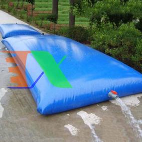 Picture of Túi PVC chứa nước chống hạn hán THT-20 m3, Bồn nhựa trữ nước di động chống xâm mặn