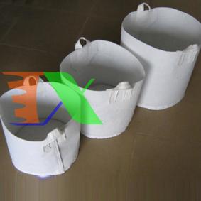 Ảnh của Túi trồng cây 2 quai Φ35*h30, Túi trồng cây công trình bằng Vải địa kỹ thuật không dệt