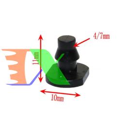 Picture of Bịt đầu ống PE LDPE PVC 4/7 mm BIT47, Bịt cuối cho ống 6mm