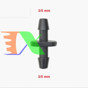 Picture of Khởi thủy 2 đầu gân KTG.35, Khởi thủy cho ống PVC LDPE PE HDPE Φ3/5 4 mm