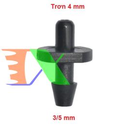 Picture of Khởi thủy 1 đầu gân 1 đầu trơn 3/5-4 mm KTT.35, Khởi thủy cho ống PVC LDPE PE HDPE
