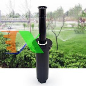 """Ảnh của Đầu tưới phun mưa thò thụt DTX-21D, Béc tưới cỏ thu gọn điều chỉnh góc độ tưới 25°-360° ren 21 1/2"""" kèm phụ kiện"""