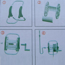 Picture of Bộ cuộn ống tưới, Bộ khung lô cuốn dây tưới AK-801, lô cuốn dây
