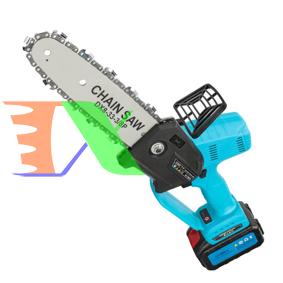 Picture of Cưa xích điện SUKA-5802, Cưa điện 400W 21V Pin Lithium, Đường kính cắt 10cm