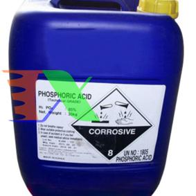 Ảnh của Axit phosphoric H3PO4, Axit orthophosphoric, Acid phosphoric 85%