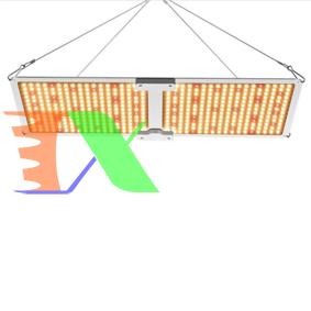 Ảnh của Đèn trồng cây Lượng tử QBC2000, Led grow lights chip Samsung 2000W, Đèn trồng rau trong nhà