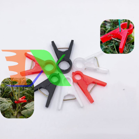 Picture of Kẹp nhựa cố định dây leo KDL-12, Kẹp cà chua, Kẹp dưa lưới, dưa leo, Kẹp nho, Kẹp hoa