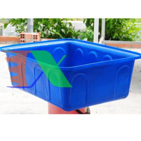 Picture of Khay nhựa trồng Aquaponics 50l